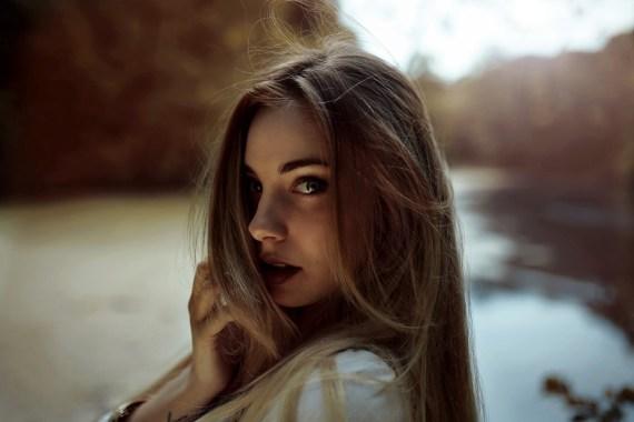 Beautiful, Model, Person, Portrait, Woman