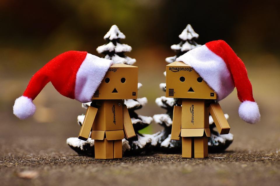 Danbo Christmas Figure Free Photo On Pixabay