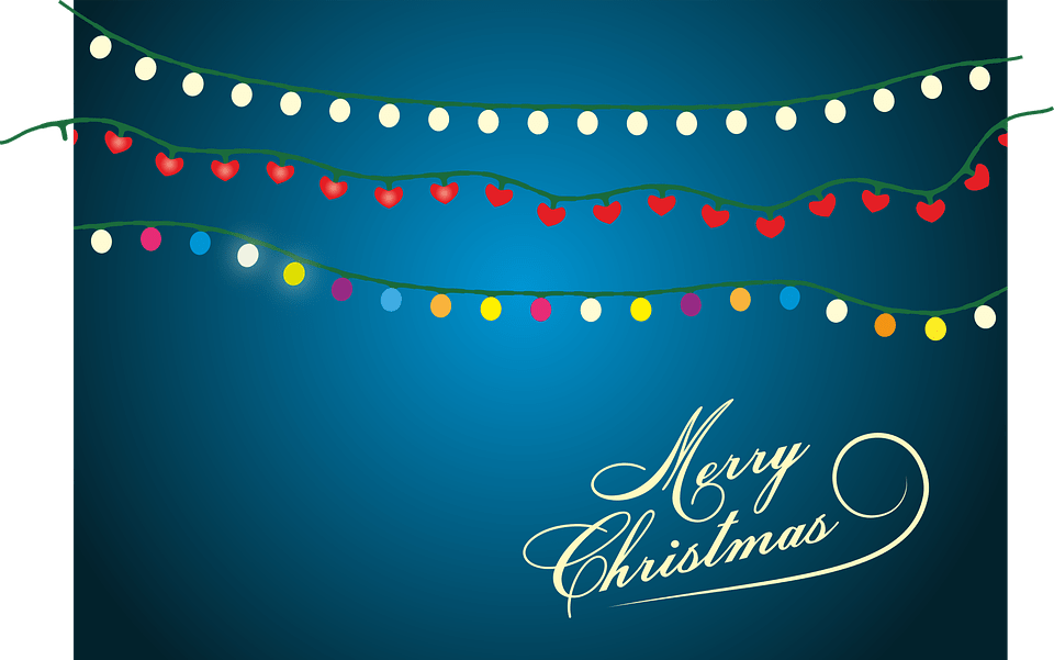Free Vector Graphic Merry Christmas Free Image On