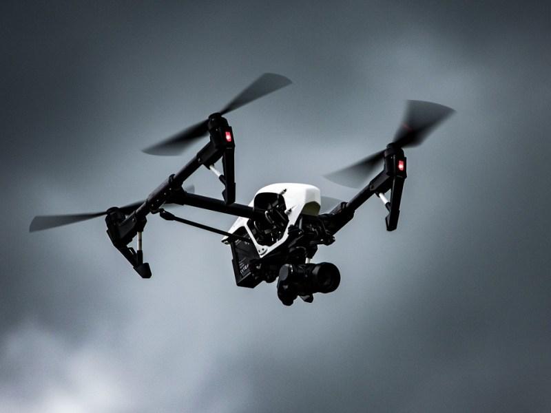 Multicopter, Drone, Quadrocopter, Helicóptero, Inspire