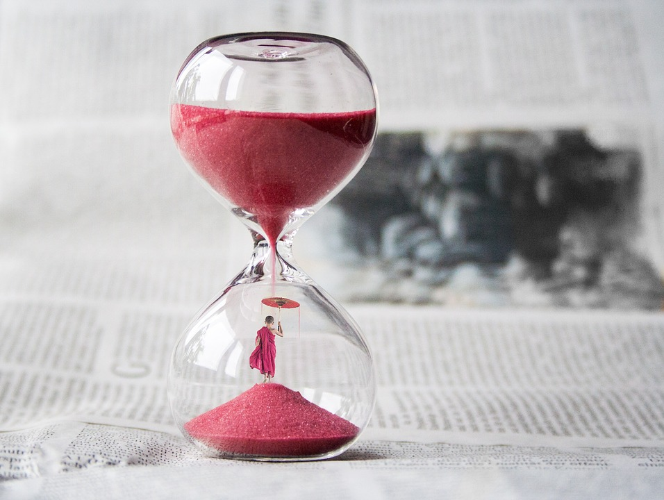 Reloj De Arena, Reloj, Arena, Tiempo, Knapp, Minutos