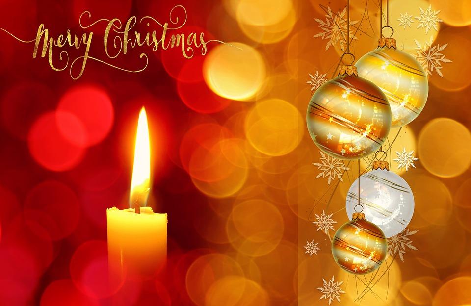 Natal Kartu Ucapan Salam Gambar Gratis Di Pixabay