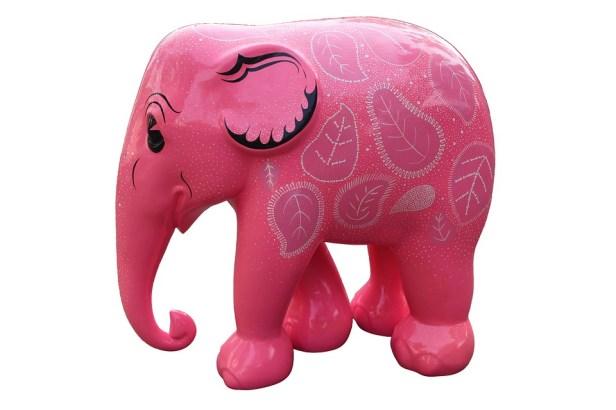 Pink Elephant, Elephant, Pink, Animal, Cartoon, Symbol