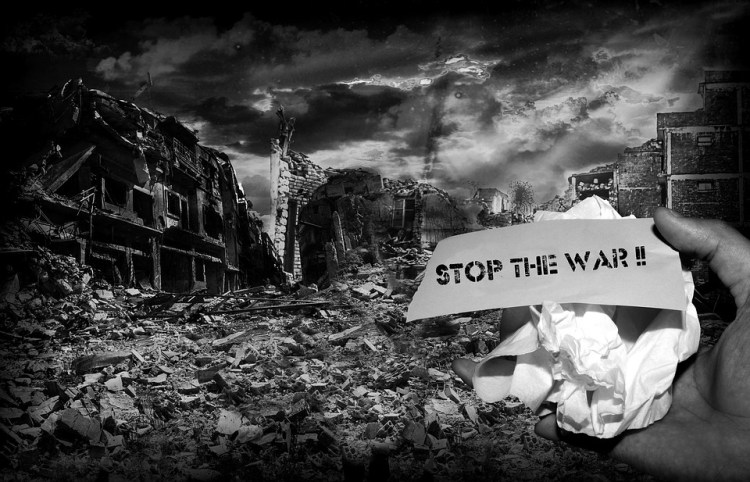Guerra, Warzone, Rifugiati, Dolore, Impotenza