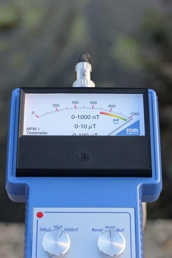 Magnetometer, Magnetic Field, Electronic, Teslameter