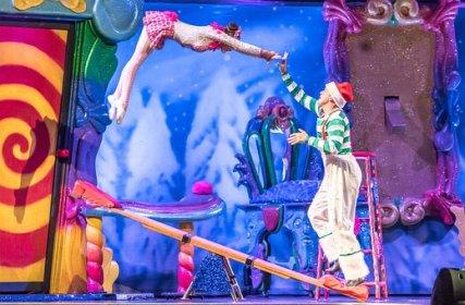 Acrobats, Cirque Du Soleil