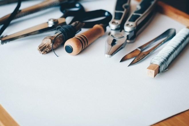 Werkzeug, Werkzeuge, Ausrüstung, Arbeit, Handgefertigt