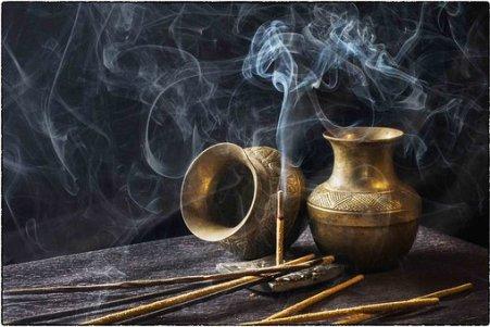 Incense, Indian, Aromatic, Stick, Smoke, Hindu Rituals