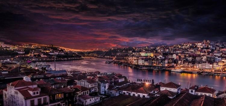 Porto, Ville, Portugal, Ville Historique, Rio