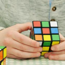 Magic Cube, Patience, Tricky, Hobby, Skill, Play