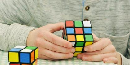 Magic Cube, Patience, Tricky, Hobby