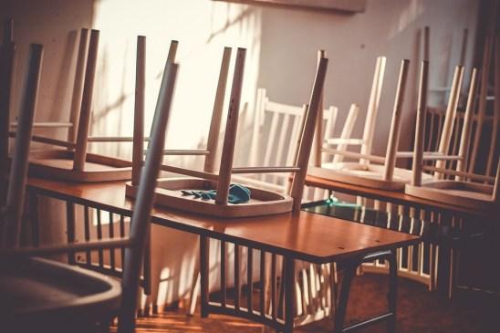 Clase, Salón De Clases, Habitación, La Escuela, Vacío