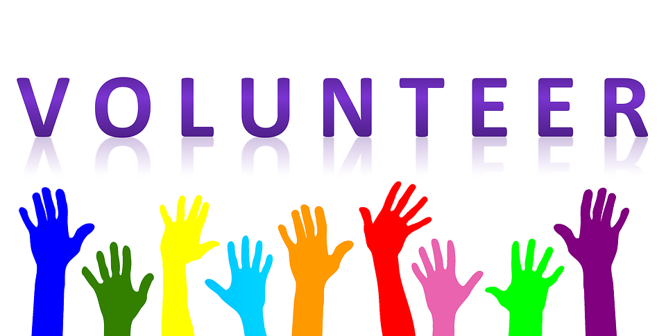Volunteer management roles are easy to find!