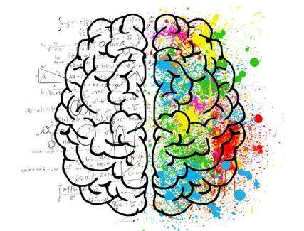脳, マインド, 心理学, 考え, お絵かき, 分割の性格, 混沌, 疑問に思う