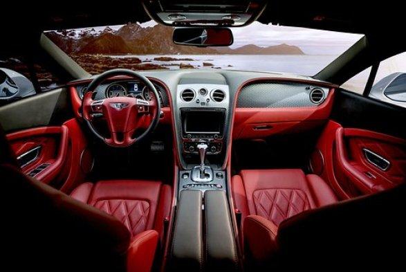 Bentley, Gt, Coupe, Rich, Automobile