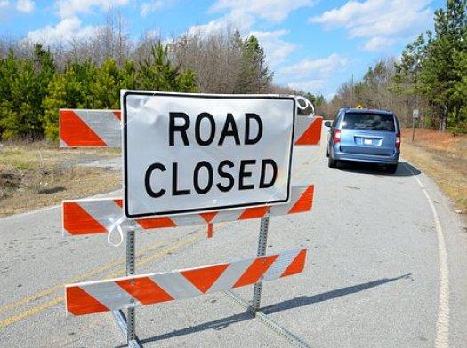 道路閉じ記号, 記号, 道路, 閉じる, 通り, 警告, 危険, 交通, バリア