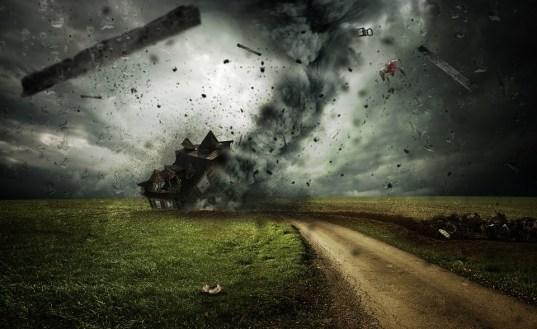 Odpylacz Cyklonowy, Przekaż, Huragan, Burza, Chmury