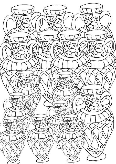 Adult Coloring Page Book Free Image On Pixabay