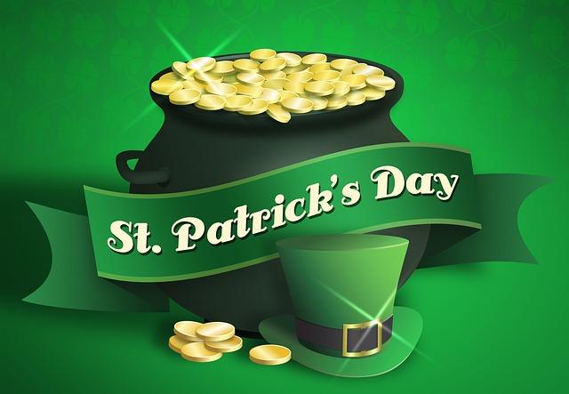 St PatrickS Day Saint Patricks Free Photo On Pixabay
