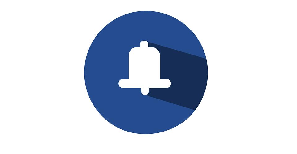 Notification Notify Icon Free Image On Pixabay