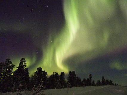 Aurora Borealis, Finland, Inari, New Europe Flights, GoGo Travel LLC, Travel Agent, Travel Consultant