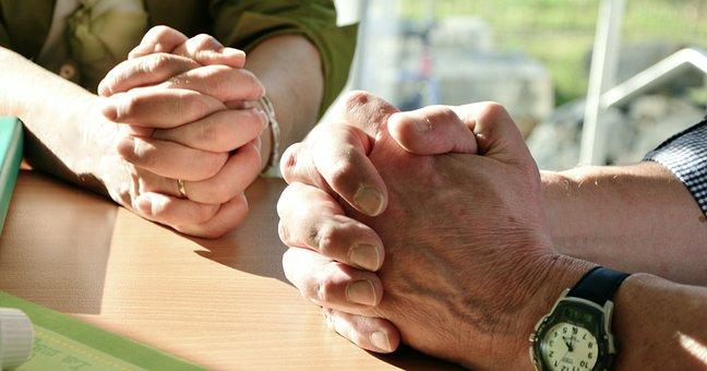 Les Mains, Prier, Prière, Mains Priant