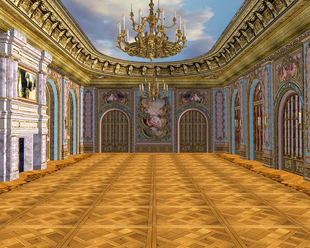 Ballroom Royal Majestic Free Image On Pixabay