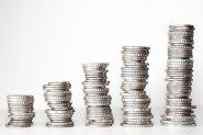 Money, Money Tower, Coins, Euro, € Coin