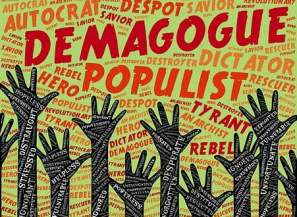 Demagogue, Populist, Autocrat, Dictator