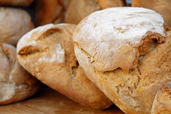 Pão, Pão De Forno A Lenha, Pão De Forma, Crosta De Pão