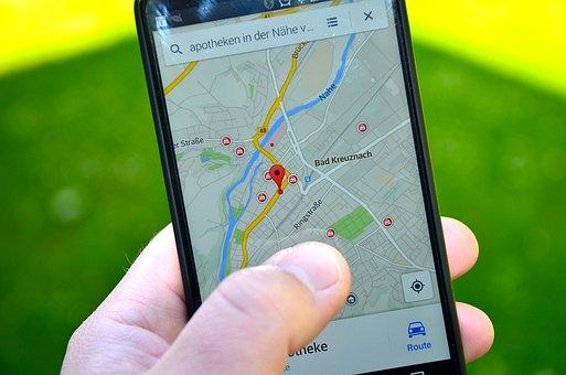 Smartphone, Ubicación, Lg, De Navegación