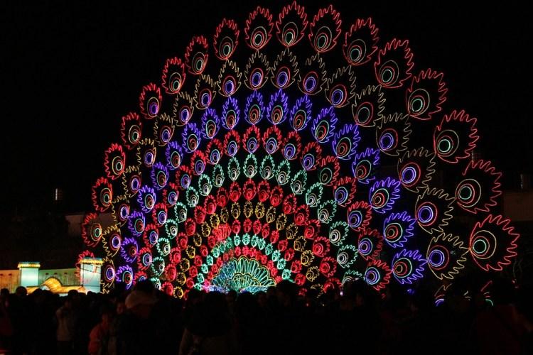 ランタン フェスティバル, 台湾, 2 月, 2011