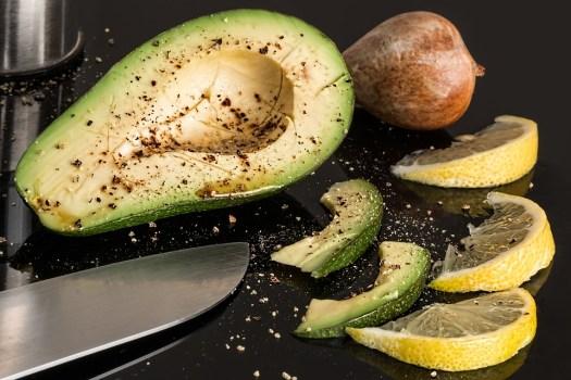 Avocado, Limone, Insalata, Fresco, Cibo, Vegetariano