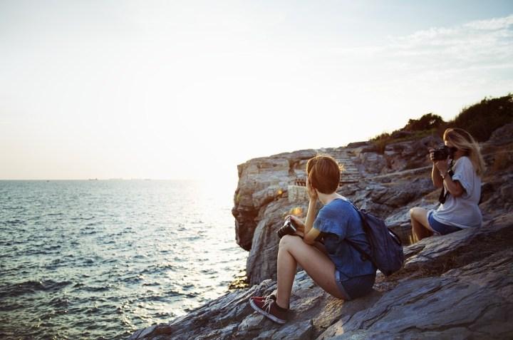 試著主動創造自己的休息體驗!