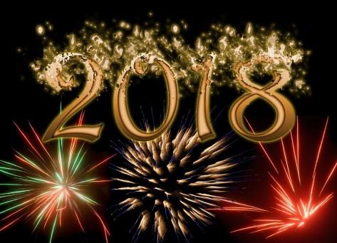 Fin De Año, 2018, Cambio De Año, Fireworks, Año Nuevo