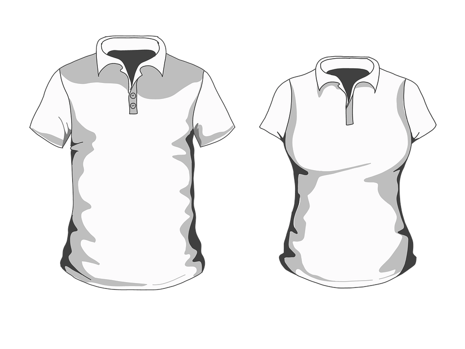 T Shirt With Collar      Free image on Pixabay t shirt with collar t shirt template t shirt design