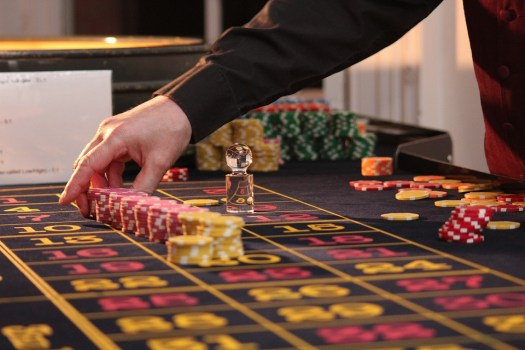 Roulette, Tavolo, Chip, Casinò, Gioco, Gioco D'Azzardo
