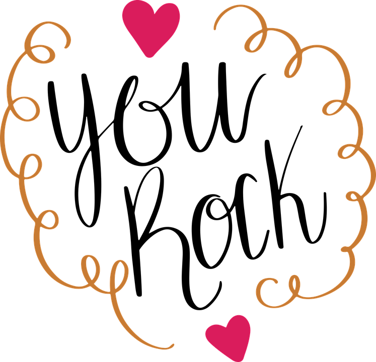 You, Rock, Hearts, Svg