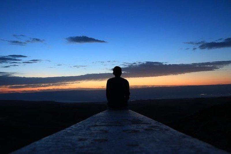 Morning Positive Sky Beautifull Blue Orang