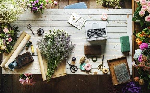 Anordnung, Attraktiv, Schöne, Blüte