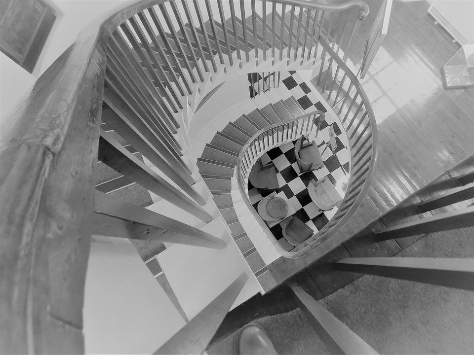 Cage D Escalier Elegant Dco Entre Maison Cage Duescalier