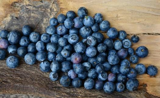 Mirtilli, Frutti Di Bosco, Frutta, Bacca, Blu, Sano