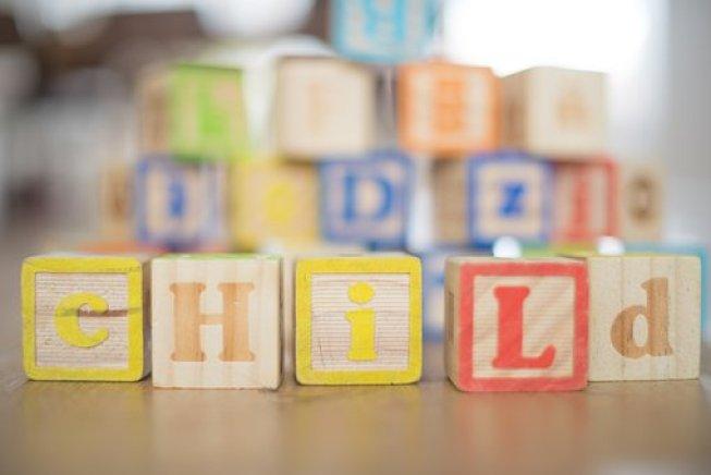 Child, Wooden, Blocks, Kid, Childhood