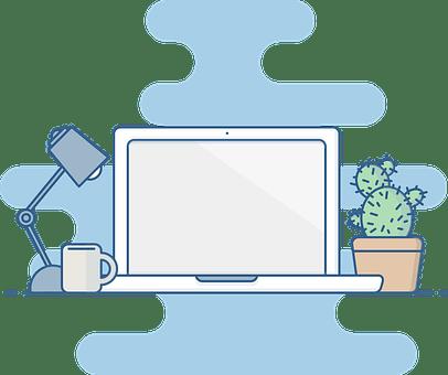 ラップトップ, コンピュータ, ポータブル, パソコン, 技術, デスクトップ
