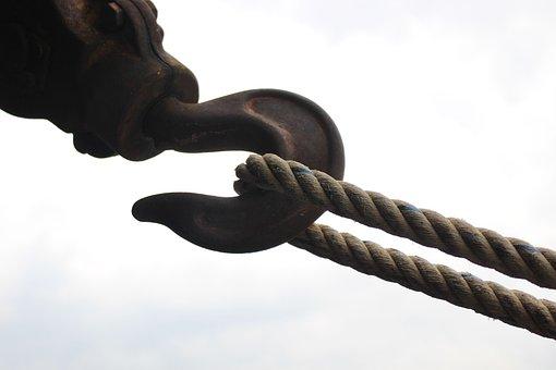 Hook, Hoist, Crane, Equipment