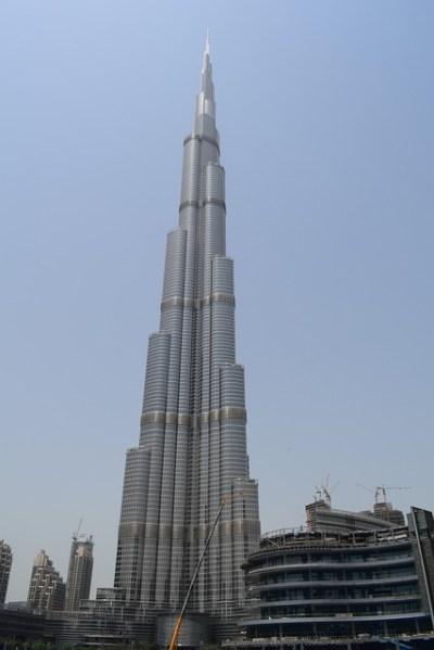 Burj Khalifa Dubai Skyscraper · Free photo on Pixabay
