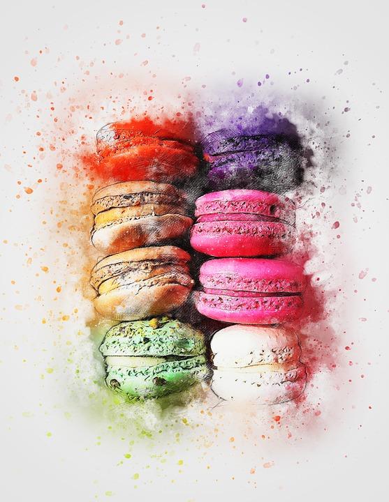 Cake Pastry Macaroon Free Image On Pixabay