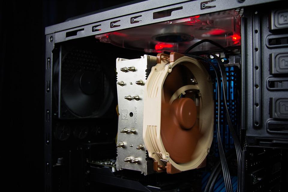 パソコン, コンピュータ, コンピュータ部品, Cpuクーラー, ファン, Cpu ファン