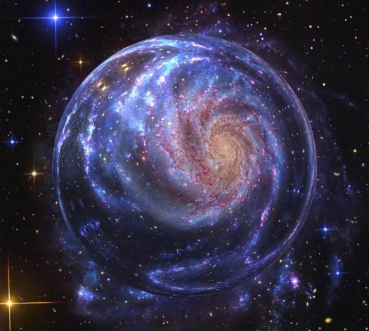 Galassia, Nebbia, Kosmus, Universo, Via Lattea