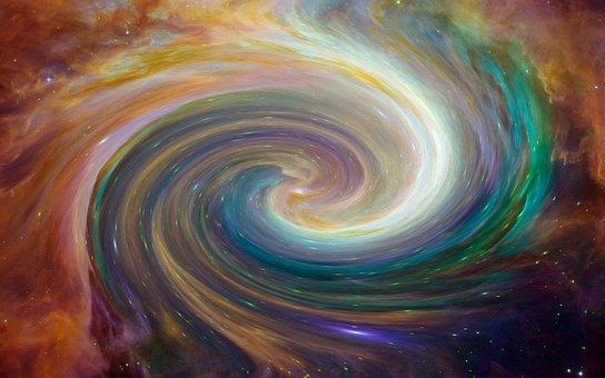 Galaxy, Fog, Kosmus, Universe, Milky Way